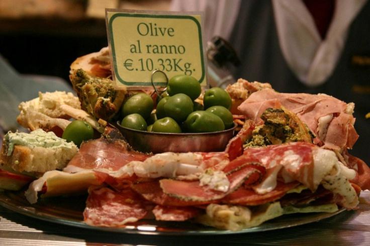 essay on italian food
