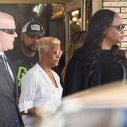 cool Pictures of Bobbi Kristina Brown in hospice printed in tabloid