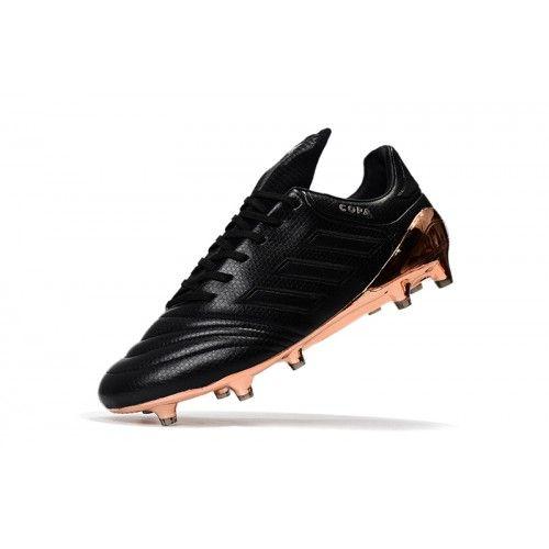 Barato 2017 Adidas Copa 17.1 FG Hombre Negro Zapatos De Futbol Online