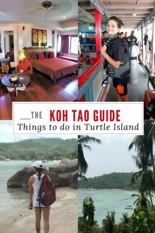 Complete koh tao guide from koh tao attractions to things to do on the turtle island, Thailand - This is your perfect koh tao itinerary.