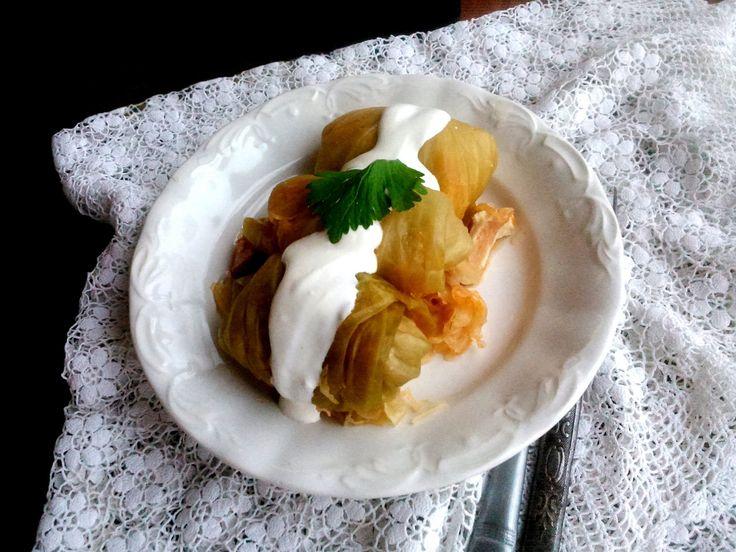 Töltött káposzta, családi recept :) - Stuffed cabbage in my family