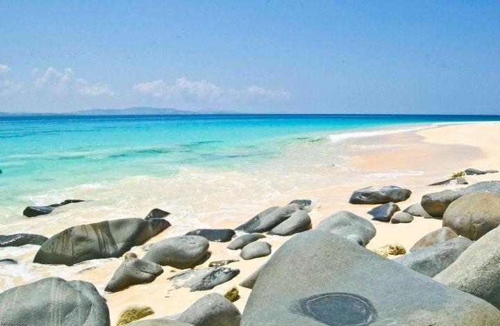 Calaguas Beach, Camarines
