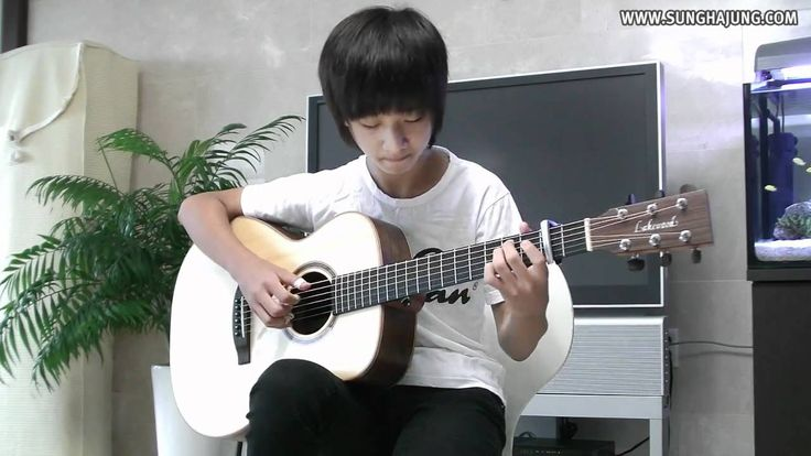 (Yiruma) River Flow in You - Sungha Jung I WILL have this played at my wedding- either acoustically or by piano. Sounds great all around!