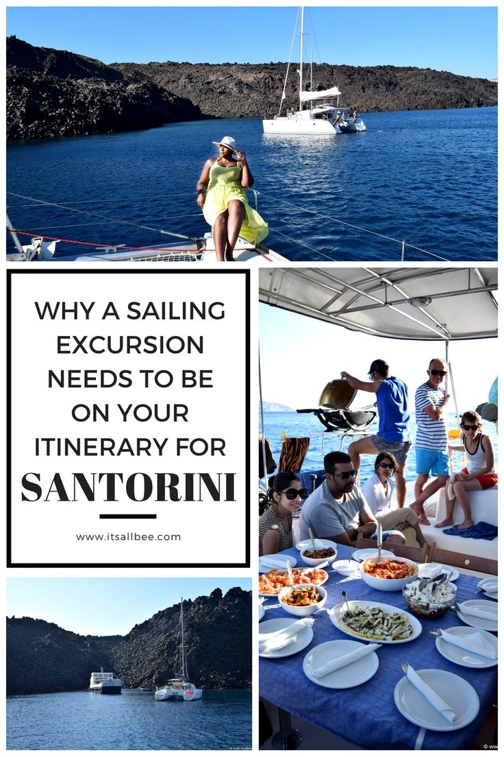 Volcano Views - Santorini Sailing - Weekend in Santorini - Santorini Island