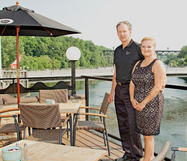 """Kenu, a new Paris restaurant with patio overlooking the Grand River. Upscale """"comfort"""" food, hearty and fresh. Google Image Result for http://storage.canoe.ca/v1/dynamic_resize/sws_path/suns-prod-images/1340778790148_ORIGINAL.jpg%3Fquality%3D80%26size%3D650x%26stmp%3D1341368512174"""
