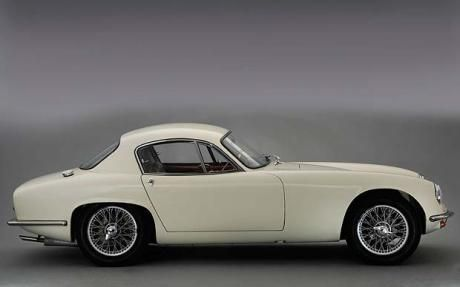 the first Lotus Elite - the Type 14