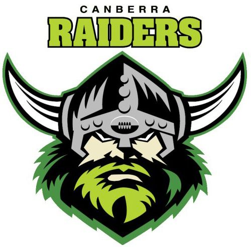Canberra Raiders current logo