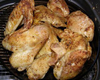 W Mojej Kuchni Lubię.. : chrupiące skrzydełka i kawałki podudzia na szybko:...