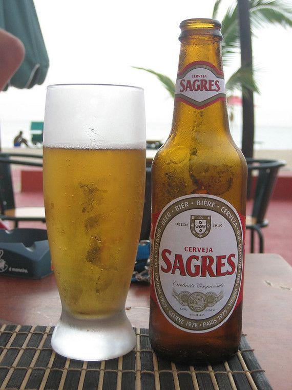 cerveja portuguesa sagres