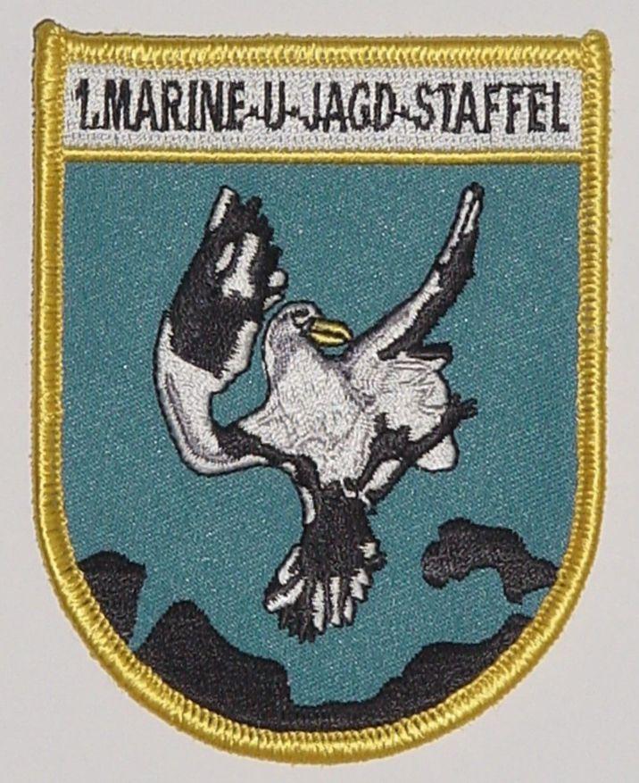 Aufnäher Patch 1. Marine U-Jagd Staffel - MFG 3