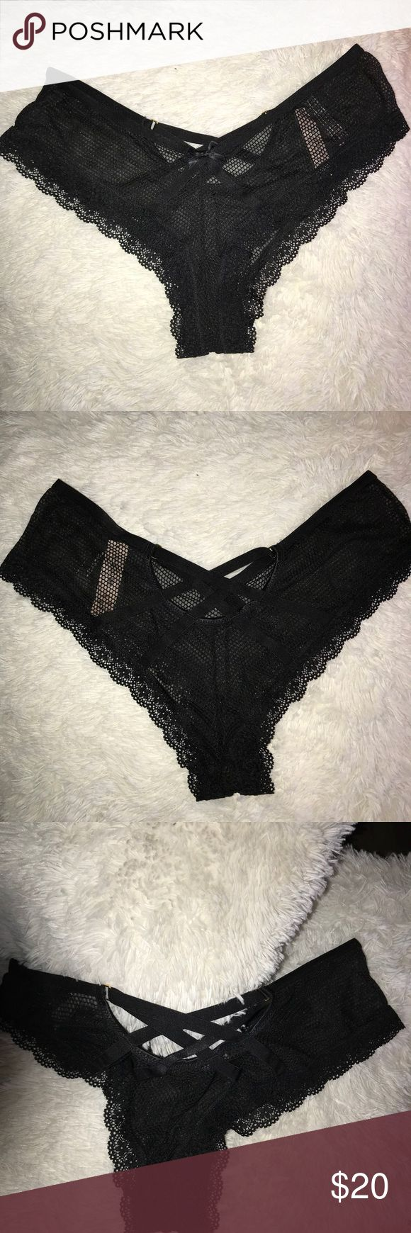 Victoria's Secret Cheeky/Culotte Victoria's Secret Cheeky/Culotte Calvin Klein Intimates & Sleepwear Panties