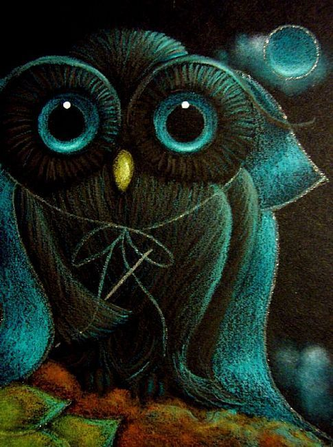488 best Halloween Owls images on Pinterest | Owls, Barn owls and ...