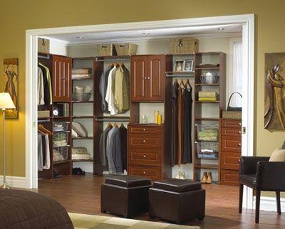 Design Your Closet Organizers And Get Organized