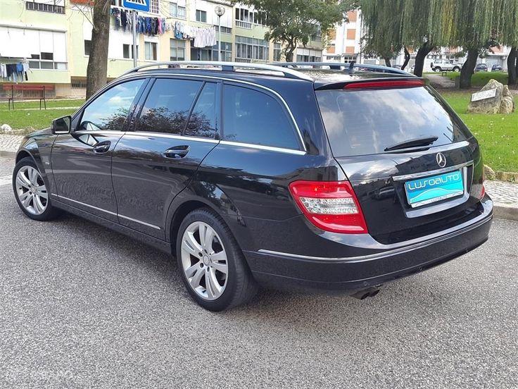 Mercedes-Benz Classe C C 200 CDi Avantgarde BE (136cv) (5p)