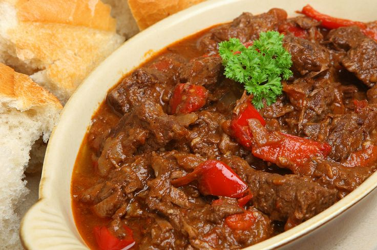 Hungarian Beef Goulash | Food recipes | Pinterest