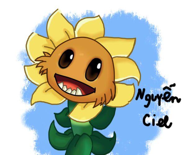 Primal Sunflower Pvz By Zerociel1234 Deviantart Com On Deviantart Plantas Vs Zombies Personajes Plants Vs Zombis Zombis