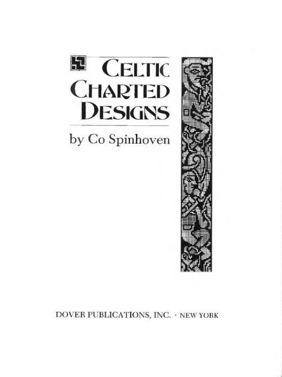 Gallery.ru / Фото #1 - Celtic Charted Designs - thabiti