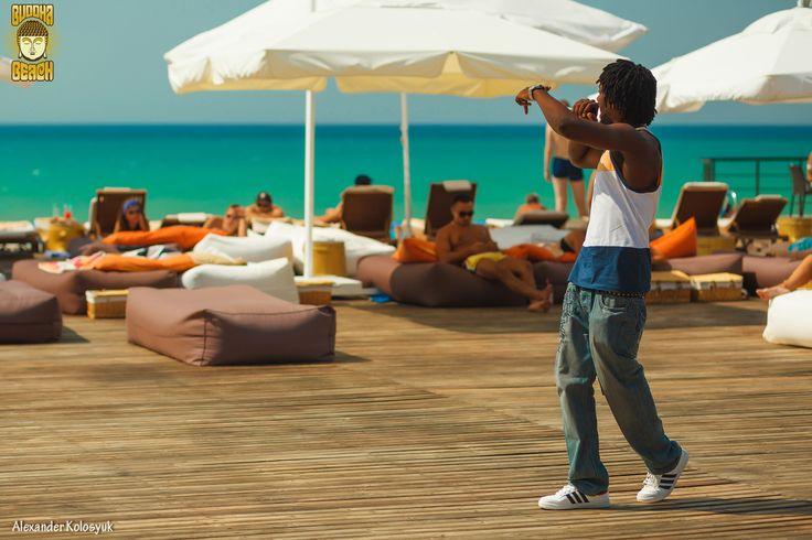 Black Beach Party   Buddha Beach - новый пляжный клуб в Крыму!