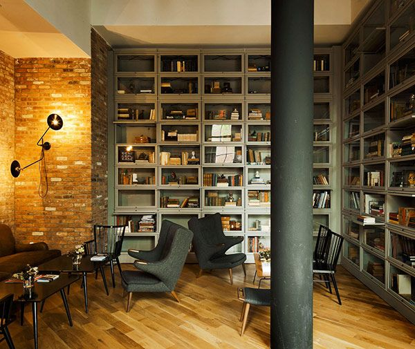 Interiors by Workstead