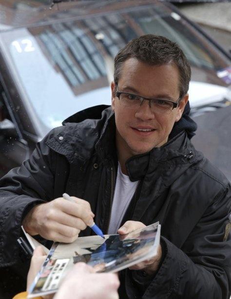 286 best images about Matt Damon on Pinterest | Brad pitt ...