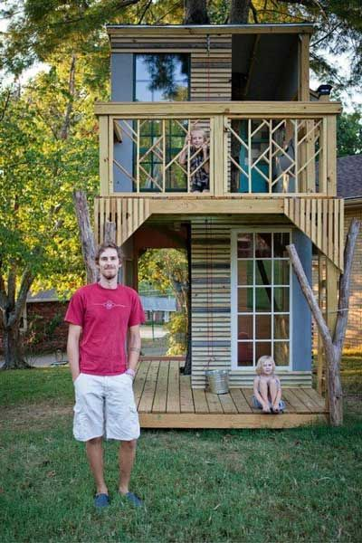 12 Totally Amazing Treehouse Designs | Red Tricycle