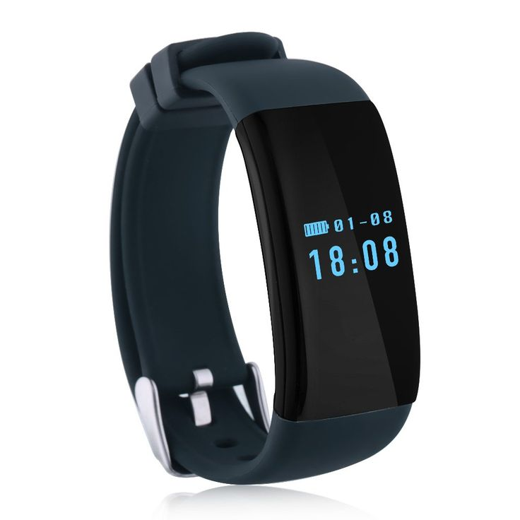 Diggro DFit Bluetooth Waterproof Smart Bracelet Watch Wristband Fitness Tracker with Heart Rate Monitor Pedometer Calorie Sleep Monitor Call Reminder Sedentary Reminder for Android IOS, Black. Brand: Diggro (1 year warranty and friendly customer service). Heart Rate Monitoring: The device monitors your heart time in real time, and constantly traces any changes in your heart rate,and it will remind you when your heart rate is out of the safe range. Sports Tracker: Record daily activities…