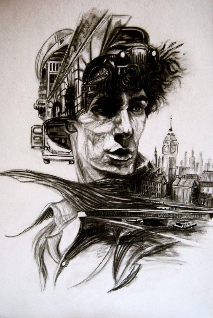 Sherlock Holmes: The Heart of London by Lauren-Gowler on DeviantArt