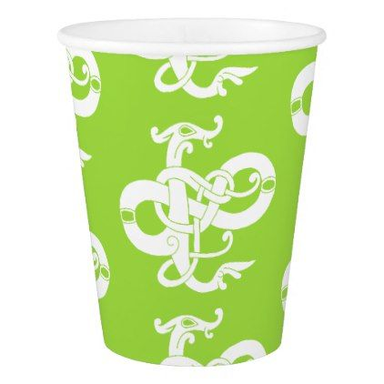 Irish Paper Cups - paper gifts presents gift idea customize