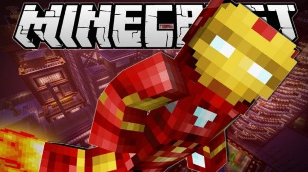 Ironman mod create your own iron man suit - Diamond minecart clones ...