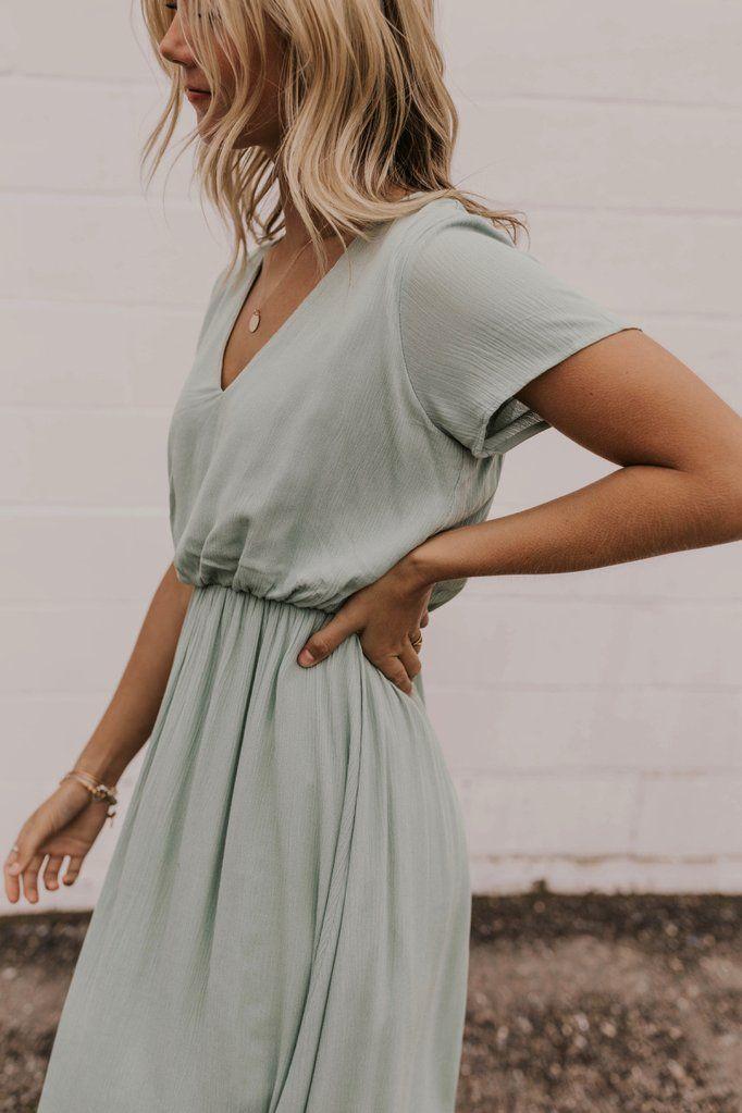 Das Jane-Kleid – dresses