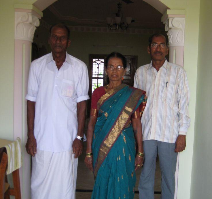 వెంకటరమణా రెడ్ది ,వెంకటరమణమ్మ, క్రిష్ణారెడ్ది