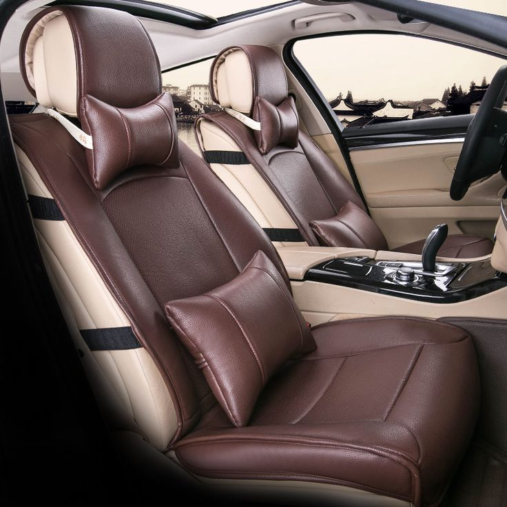 Cheap Seat Covers, Buy Directly from China Suppliers: Four Seasons General new high-grade leather upholstery leather car seat cover car-specific automotive supplies manufact