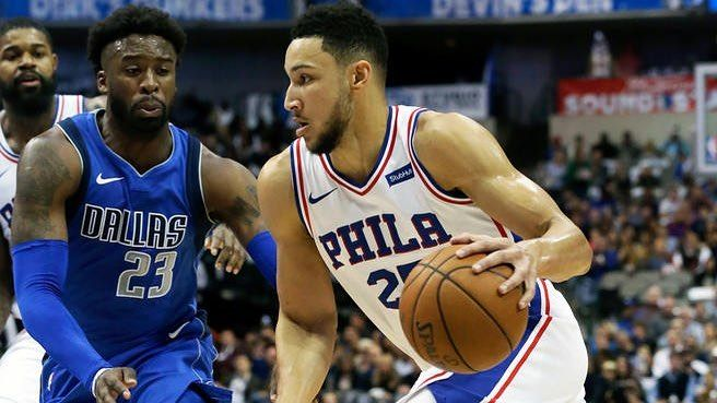 Sixers win! Sixers have defeated the Mavericks 112-110 in the closing seconds. This game came down to the wire with the Sixers blowing a big lead in the closing minutes. After turning the ball over Yogi Ferrell had a chance to tie at the line with 0.2 seconds left. Ferrell missed the first which lead to an attempt at an intentional miss tip in that failed badly. Overall good win. Next game is scheduled Monday vs. the Rockets. Simmons played amazing even having an insane putback dunk late in…