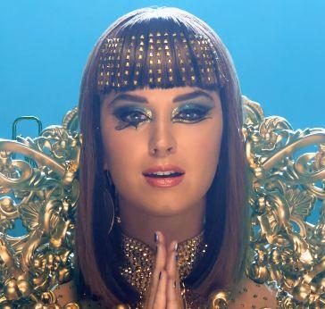 Katy Perry - Dark Horse Music Video