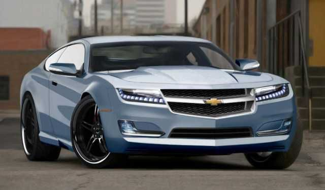 2017 Chevy Chevelle front                                                                                                                                                                                 More