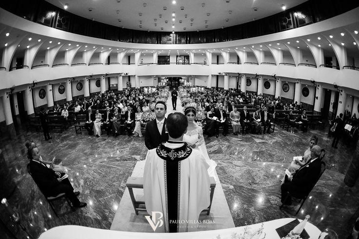 Sofisticação e MUITA alegria neste casamento maravilhoso!