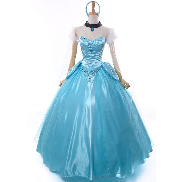 Find More Clothing Information about cinderella costume women adult princess cinderella costume for women cosplay halloween costumes for women fantasia dress custom,High Quality costume robe,China costume halloween costumes Suppliers, Cheap costume thigh high boots from COSLAND on Aliexpress.com