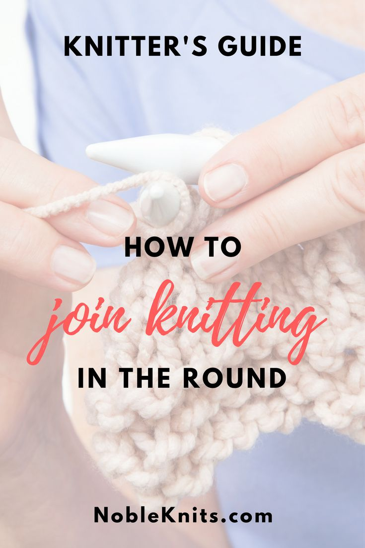 How To Join Knitting Stitches In The Round : 607 best knit stitches, techniques and tutorials images on Pinterest Knitti...