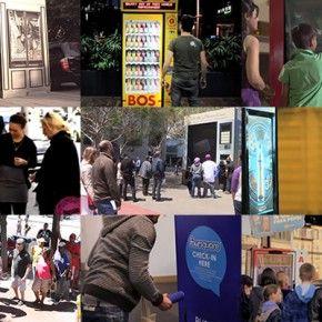 15 opérations marketing créatives avec des distributeurs automatiques ! - LLLLITL http://www.llllitl.fr/2013/08/publicite-marketing-creatif-distributeurs-automatiques-vending-machines/ #Marketing #Advertising #Commercial #Vending #Machine #VendingMachine #Blog #Post #Cans #Brands #CocaCola #LiptonIceTea #Pepsi #ironage #Lays #Nokia #Salta