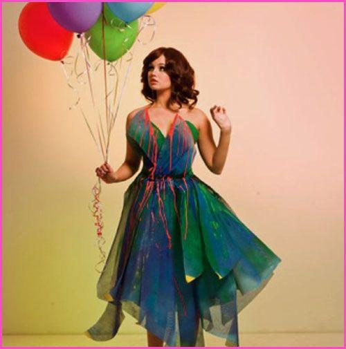 Debby Ryan's Balloon Photo Shoot