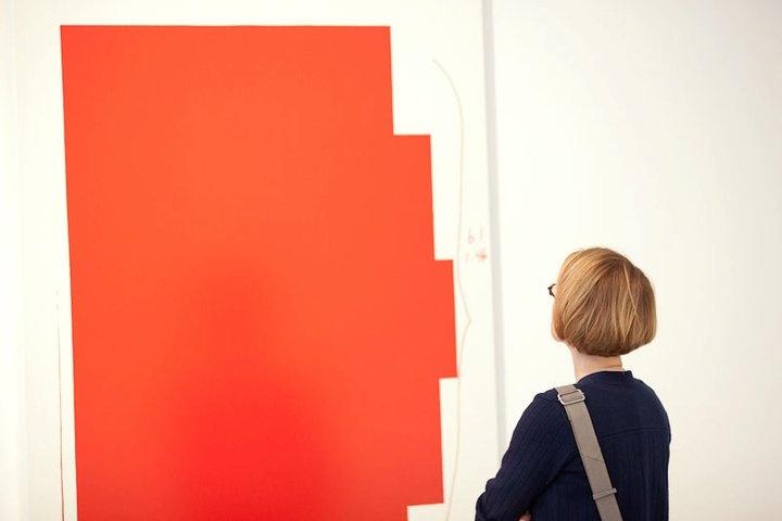 Wystawa Jenny Holzer / Jenny holzer's exhibition
