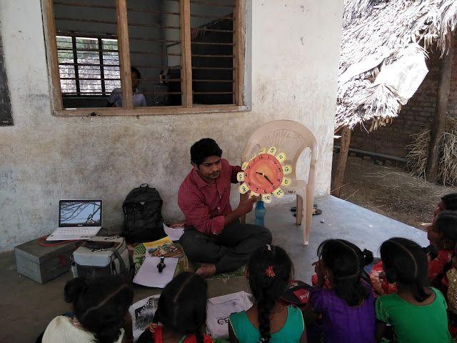 Classroom Teaching Activities: Unit Transaction of Teaching Time