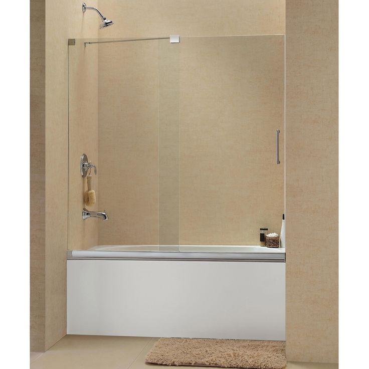 Best 25+ Dreamline shower doors ideas on Pinterest   Bathtub with ...