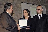 1° Classificata Edizione 2013 Geom. Cristiana Ricciotti