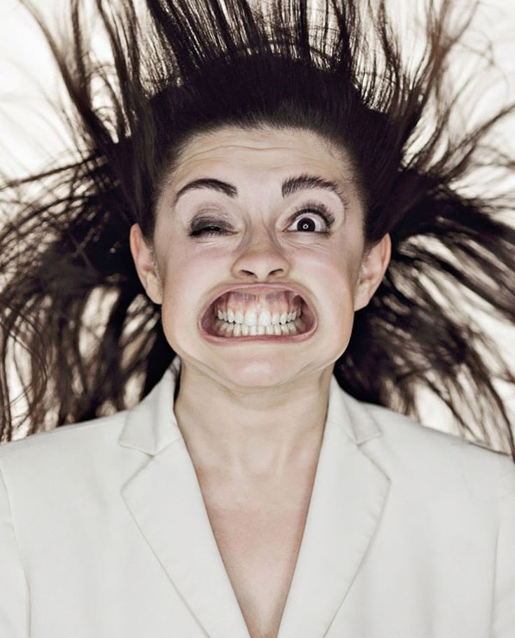 blow job - gale-force wind portraits by tadao cern.