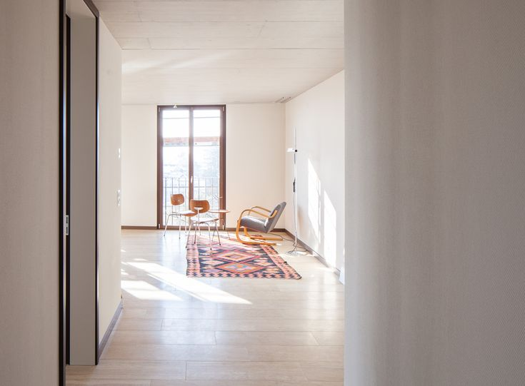 Cool Michael Meier und Marius Hug Architekten AG Sonnenhof Wil bytovka Pinterest