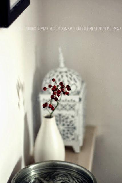 fotobloo(g): Orientalny kącik i zdobycze z pchlego targu