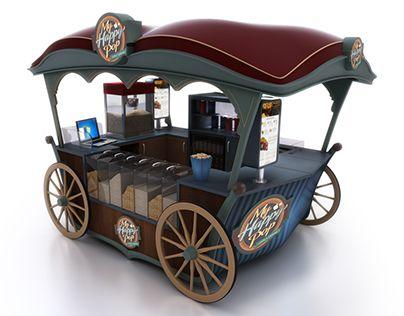 "Check out new work on my @Behance portfolio: ""Gourmet Popcorn Kiosk"" http://be.net/gallery/34555963/Gourmet-Popcorn-Kiosk"