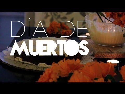 ESPECIAL DE DÍA DE MUERTOS [Receta + Bebida] - YouTube