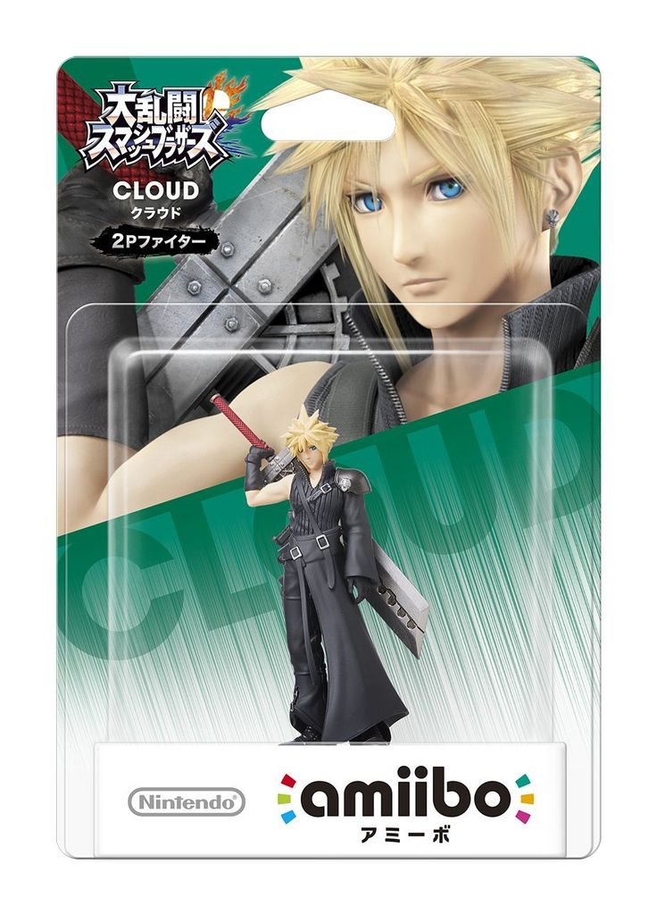 Alternate design Cloud Amiibo https://www.amazon.com/Nintendo-Amiibo-cloud-Fighter-Smash-Brothers/dp/B06ZZR1JD1/ref=as_li_ss_tl?_encoding=UTF8&pd_rd_i=B06ZZR1JD1&pd_rd_r=TEZRTQZ9EEY7ZZXNN32Q&pd_rd_w=KzoxR&pd_rd_wg=rzSCj&psc=1&refRID=TEZRTQZ9EEY7ZZXNN32Q&linkCode=ll1&tag=mypintrest-20&linkId=84a0d52787804949f2b0e4fc3b9a3617
